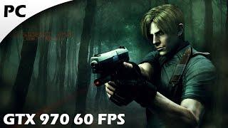 Resident Evil 4 / Biohazard 4 | PC 1080p60 Gameplay | GTX 970
