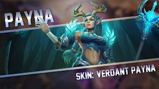 Strike of Kings Skins: THE ULTIMATE SUPPORT!! Payna [MA] Gameplay