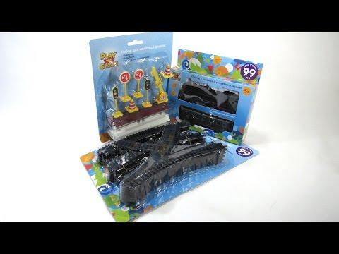 Железная дорога FixPrice Play the game поезд с вагоном фикс прайс плей зе гейм рельсы