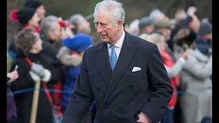Prince charles' private Christmas card revealed - and he signs it himself: photo