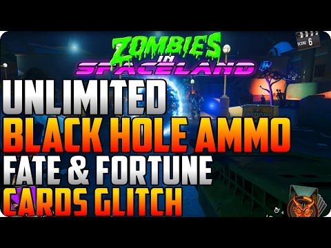 Zombies In Spaceland Glitches: Brand New God Mode Glitch For