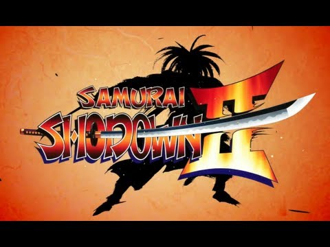 "Android ""SAMURAI SHODOWN 2"" Trailer"