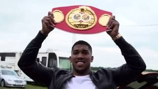 Anthony Joshua vs Kevin Hart   New Top Gear BTS   BBC