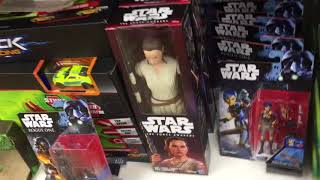 Why i think Star Wars brand toys may be dying uk