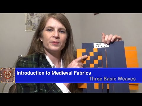 introduction-to-medieval-fabrics-three-basic-weaves