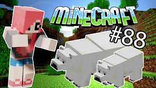 Minecraft - БЕЛЫЕ МИШКИ (Серия 88)