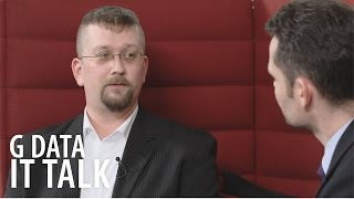 Mobile Device Management in Companies – G DATA IT Talk with Tim Berghoff
