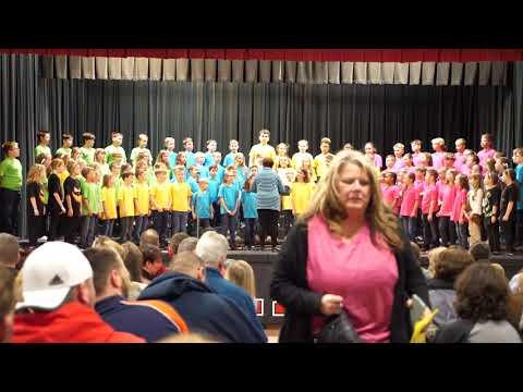 Nolley Elementary School - 3rd Grade Concert - March 15, 2018