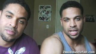 THE WORST MUSCLE BUILDING SUPPLEMENTS @hodgetwins