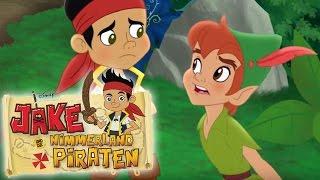 Jake und die Nimmerlandpiraten - Peter Pans Rückkehr | Disney Junior