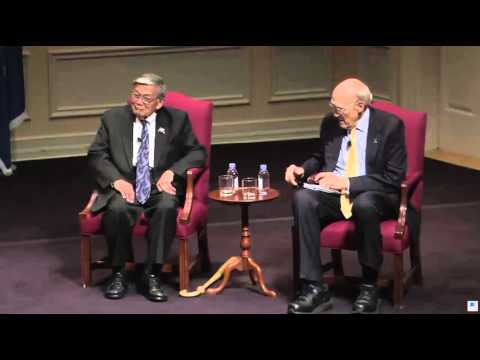 Daniel K. Inouye Distinguished Lecture Series - April 19, 2016