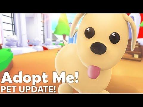 Adopt Me Roblox Pets Dog