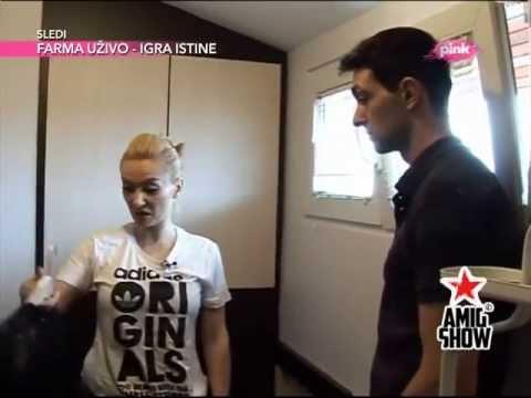 Goca Trzan Pokazala Svoj Stan - Emisija AmiG Show Pink TV 05.06.2013