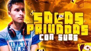 FREE FIRE EN VIVO - SORTEO DE DIAMANTES💎 - SALAS PRIVADAS- MINIJUEGOS🎁 - REGION EEUU