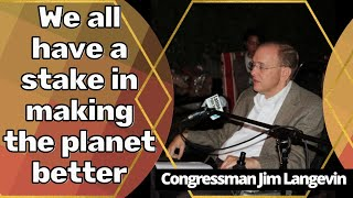 TGOW ENVS Podcast #10: Congressman Jim Langevin of Rhode Island