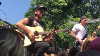 all time low - missing you acoustic - june 3, 2017 - the sound garden, baltimore, md