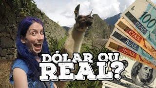 PERU - QUAL MOEDA LEVAR?