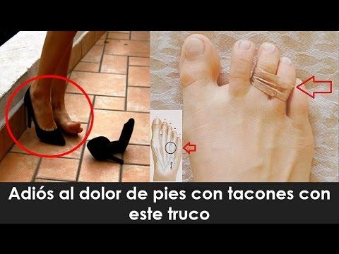 Adiós al dolor de pies con tacones con este truco - YouTube 61c8b9c1b4c1
