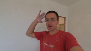 видео Краска акриловая для стен и потолков: цена,