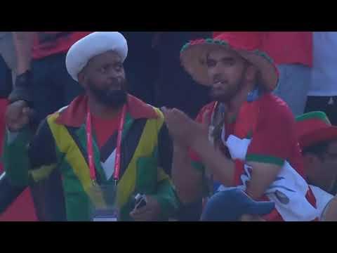 Maroc Vs Namibie 1 - 0