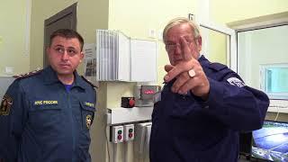В республике проводится проверка пожарной безопасности учебных заведений