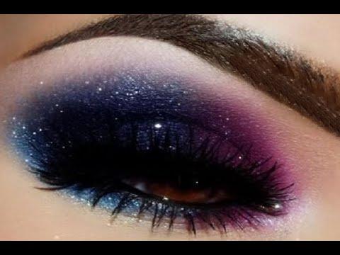 Maquillaje de Ojos Ahumados , Maquillaje de noche SUPER FACIL ♥ Dianna Adel
