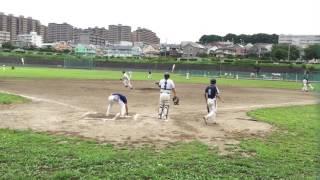 2017 Fortiesリーグ戦 7/23 [1] 浜風 - 港南 thumbnail