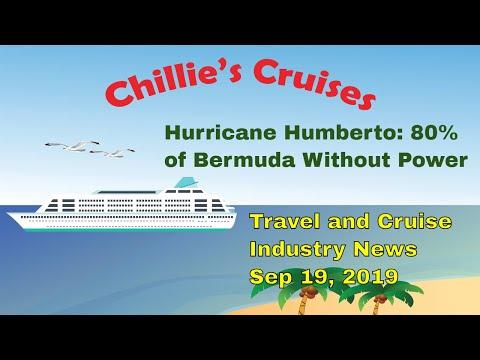 Hurricane Humberto: 80% Of Bermuda Without Power