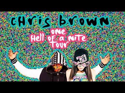 VLOG | Emarly @ Chris Brown Barcelona 2016 #OneHellOfANite