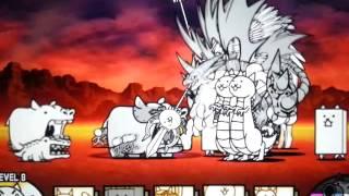 クリティカルなし 基本キャラだけで超メタルカバちゃん撃破! 逆襲のカ...