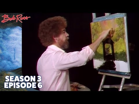 Bob Ross - Covered Bridge (Season 3 Episode 6)