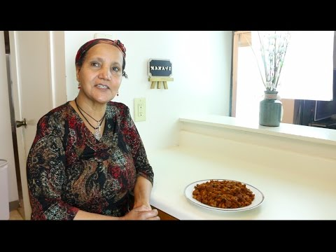Ethiopian Cuisine - How to Make Yemitad Shiro - የምጣድ ሽሮ ምግብ አሰራር