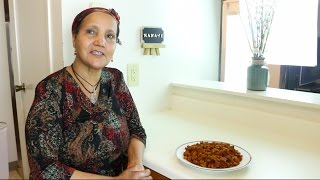 How to Make Yemitad Shiro - የምጣድ ሽሮ አሰራር - Ethiopian Cuisine  | Food