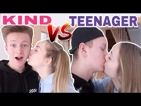 BEZIEHUNG: KIND vs TEENAGER 😱