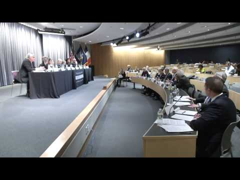 2015 New York Uniform Bar Exam Hearing at CUNY Law