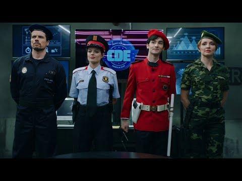Conoce 'Cuerpo de Élite', la nueva serie de Antena 3