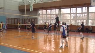 Ветеранский волейбол
