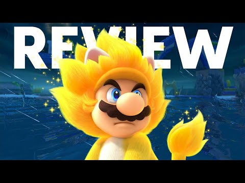 Super Mario 3D World + Bowser's Fury Video Review