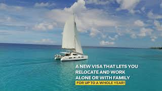 Barbados Welcome Stamp - Live and Work Remote in Barbados for a year
