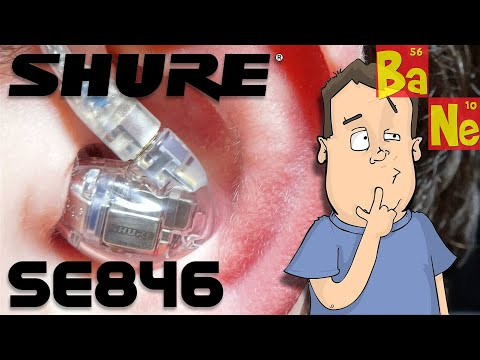 Reviewing SHURE SE846 Sound Isolating Earphones - Giveaway