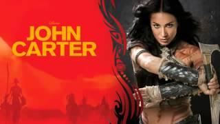 ▶ John Carter 2012) Trailer Music   Kashmir
