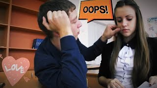 Видео признание в любви 11 А класс, осенний бал