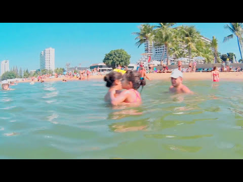 Отель Амбассадор Сити Джомтьен Паттайя Королевство Тайланд. Часть 1