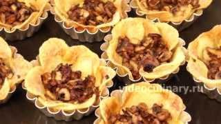 Цветы из картофеля - Рецепт Бабушки Эммы