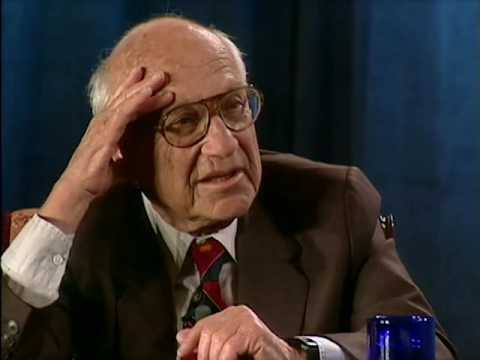 Milton Friedman interview (1999)
