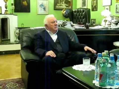 Interview with Eduard Shevardnadze (part 1)