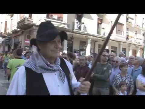 Desfile de Pendones en Leon 2018