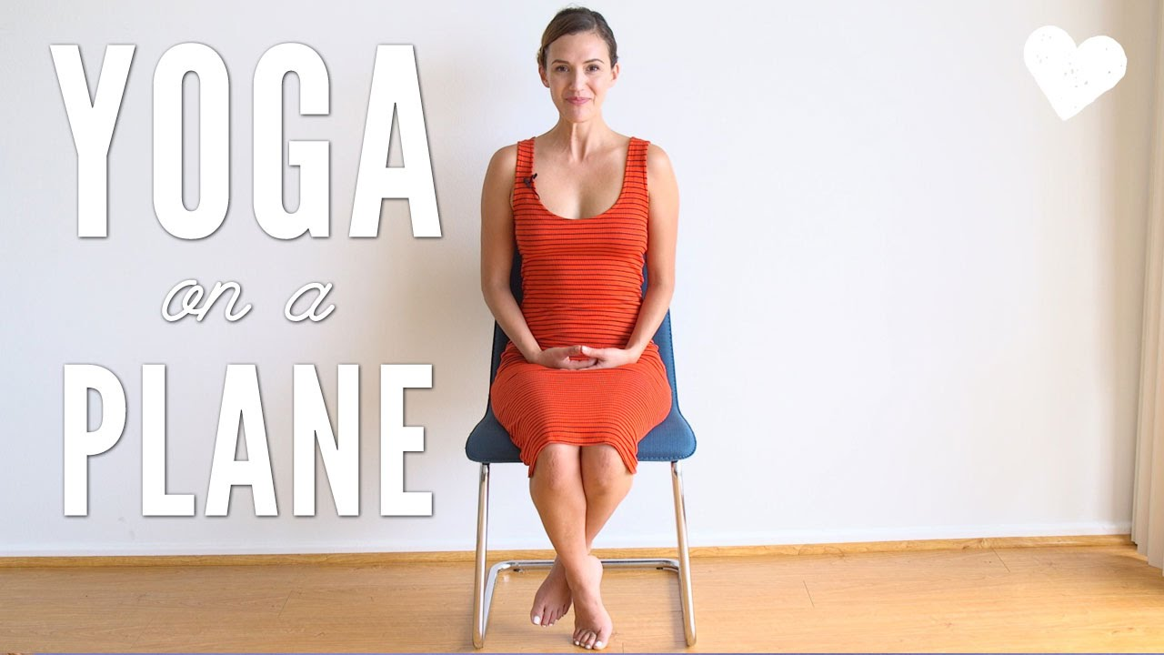 How to Do Yoga on a Plane images