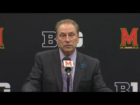 Tom Izzo on MSU allegations: