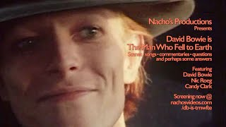 David Bowie is The Man Who Fell to Earth • Redux • Documentary • 2021 • Trailer #2